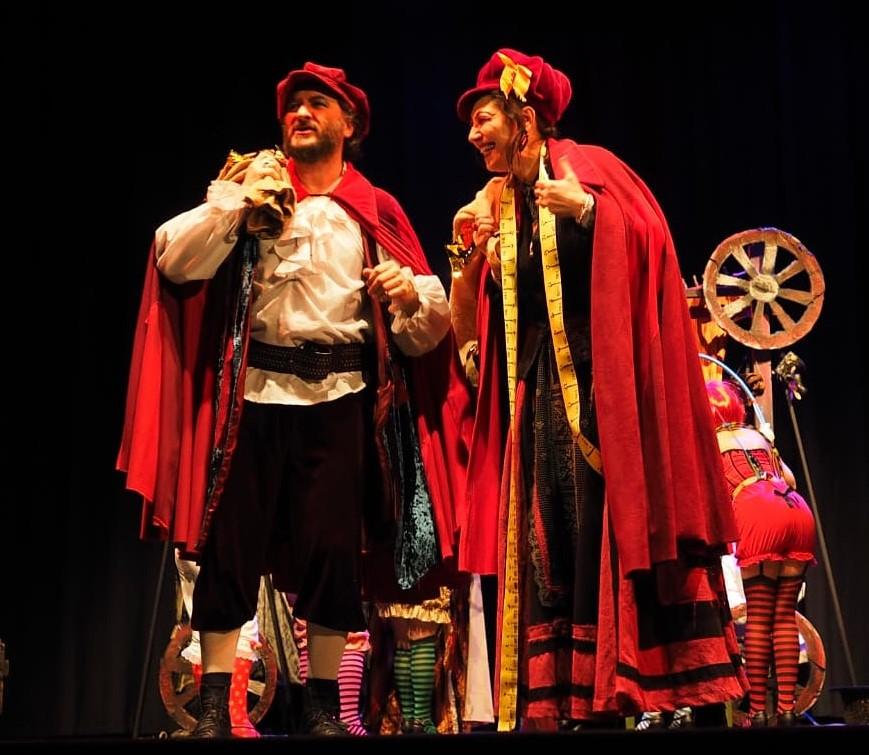Ragusa, al Castello di Donnafugata torna in scena la Compagnia Godot