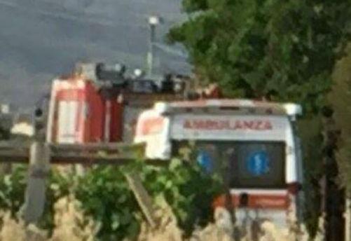 Floridia, cucina prende fuoco a Cugno di Canne ma la casa era disabitata