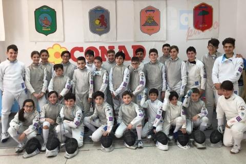 Conad Modica a Riccione per il Gran premio Giovanissimi