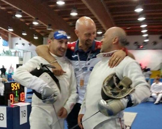Conad Modica, Tommaso Ferraro e Giorgio Avola campioni d'Italia 2016