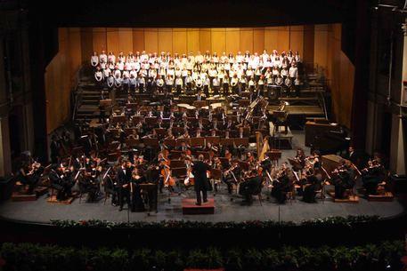 A Palermo il concerto di Natale dell'Orchestra giovanile siciliana