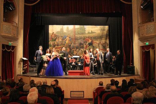 Concerto di Capodanno al teatro di Modica, doppio sold out