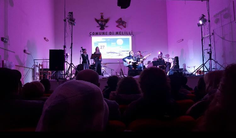 Applausi e consensi per il concerto di Carlo Muratori a Melilli