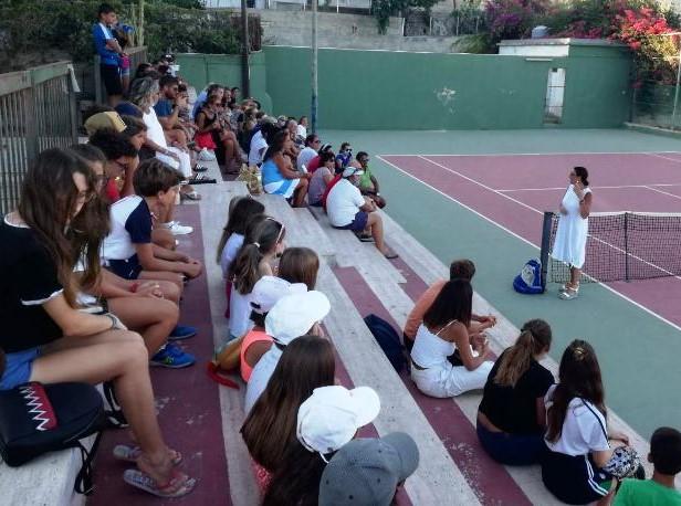 Modica, conclusi a Marina i corsi di tennis dedicati ai bambini