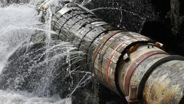Lavori condotta idrica di Pachino, recuperati 10 litri di acqua al secondo