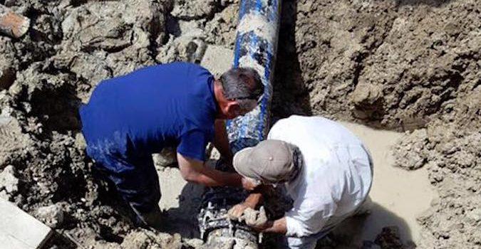 Crisi idrica, riparate le perdite nella condotta di Baroni a Pachino