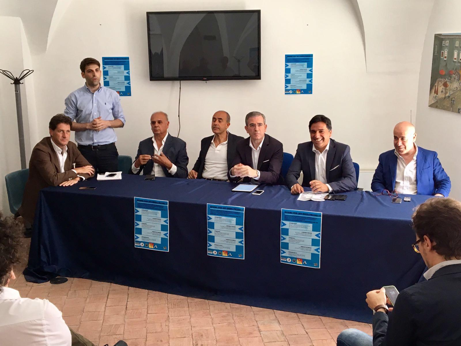 Forza Italia, riforma Ersu contestata dai parlamentari a Catania