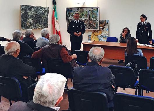 Augusta, i carabinieri contro le truffe alle persone anziane