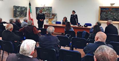 Truffe agli anziani, i carabinieri fanno una conferenza ad Augusta