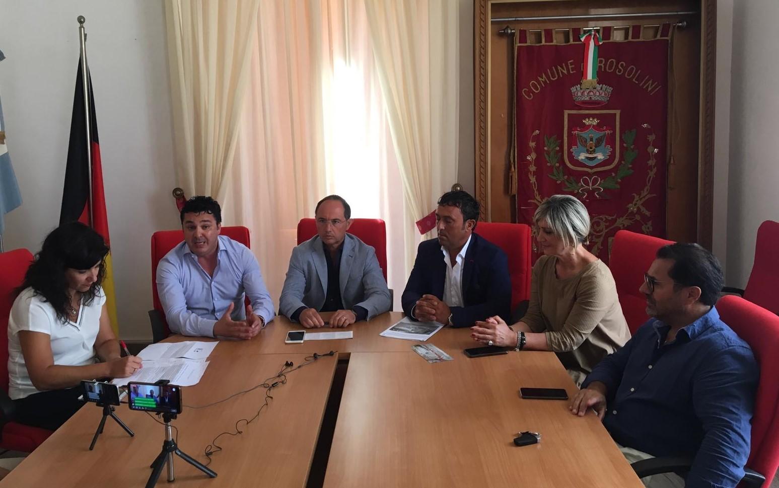 Area di Protezione civile diventa ippodromo a Rosolini per il Festival del cavallo