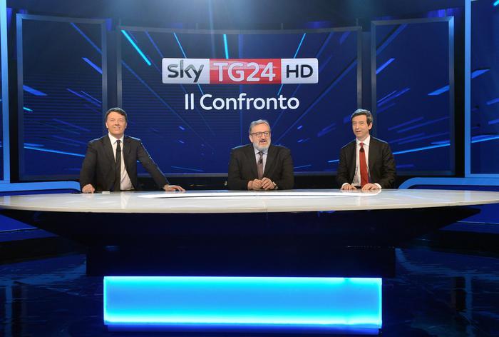 Primarie Pd, confronto tv con pochi punti condivisi
