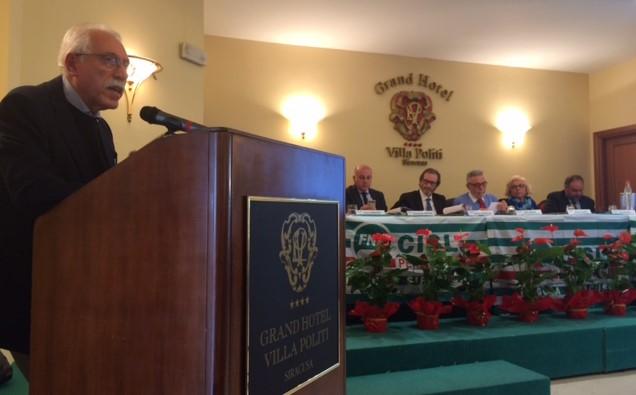 Sebastiano Spagna confermato alla guida della FNP Cisl Ragusa-Siracusa