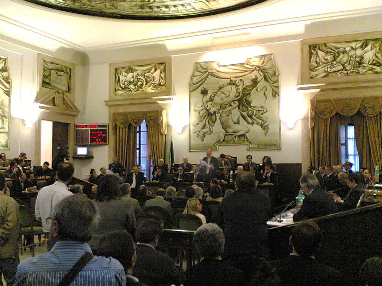 Catania, il Consiglio comunale approva il rendiconto dell'esercizio 2016