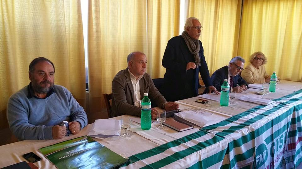 Rosolini, Consiglio Generale della Fnp Cisl Ragusa-Siracusa