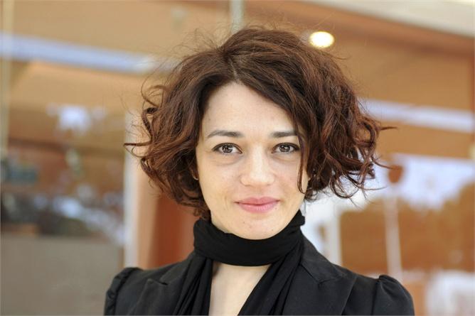 Carmen Consoli presenta a Catania il concerto del 1° giugno