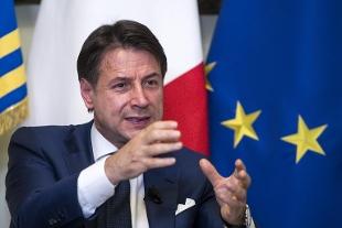 Conte: al momento l'Italia non aderisce al bilancio Ue