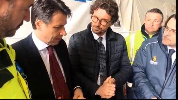"""Conte: """"A giugno 2020 la Caltanissetta - Agrigento sarà completata"""""""