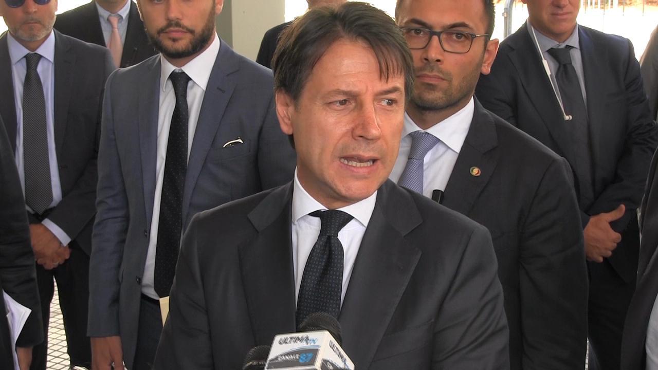 Conte domani a Palermo per l'anniversario della strage di Capaci