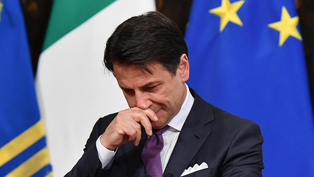 Il premier Conte mette in guardia gli alleati: sfidare l'Ue è mettere a rischio i risparmi