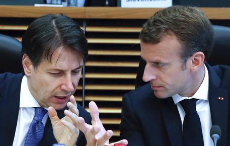Tav, Conte e Macron: abbiamo condiviso un percorso