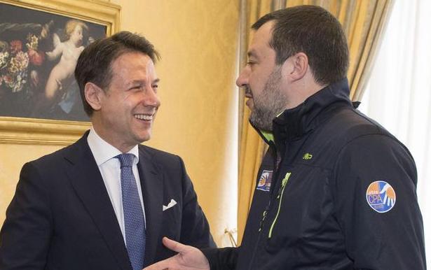 """Su """"caso Diciotti"""" Conte assume la responsabilità del governo"""