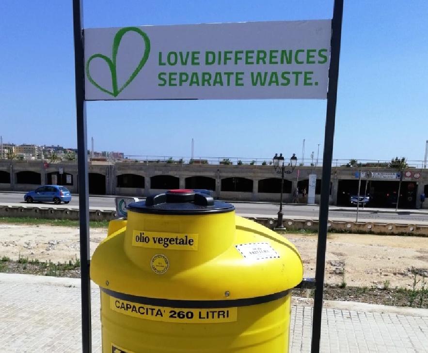 Rifiuti, a Siracusa il progetto per la gestione dell'olio vegetale