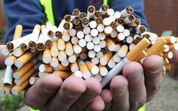 Palermo, 30 chili di sigarette contraffatte: due arresti allo Zen
