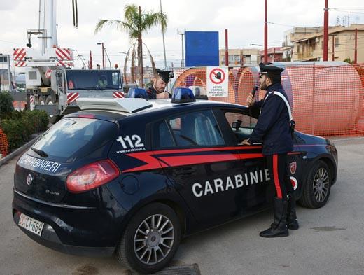 Palermo, arrestato un ladro di auto: aveva tentato la fuga contromano