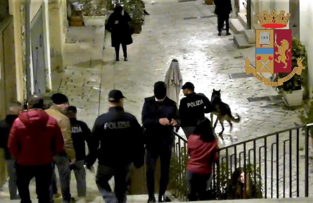 La rissa nel centro storico di Modica, denunciati 2 italiani e un tunisino
