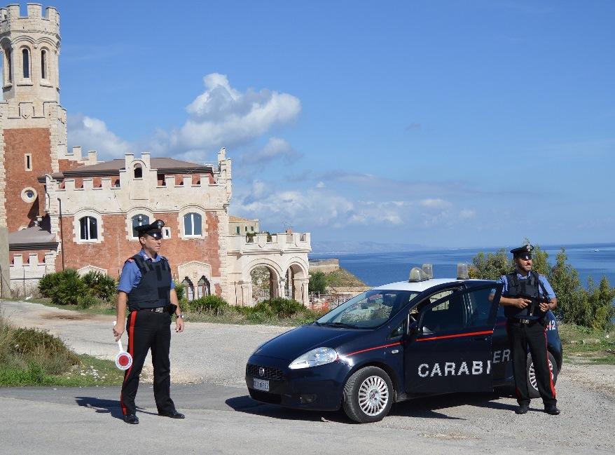 Dalla droga alla ricettazione, Noto nel mirino dei carabinieri
