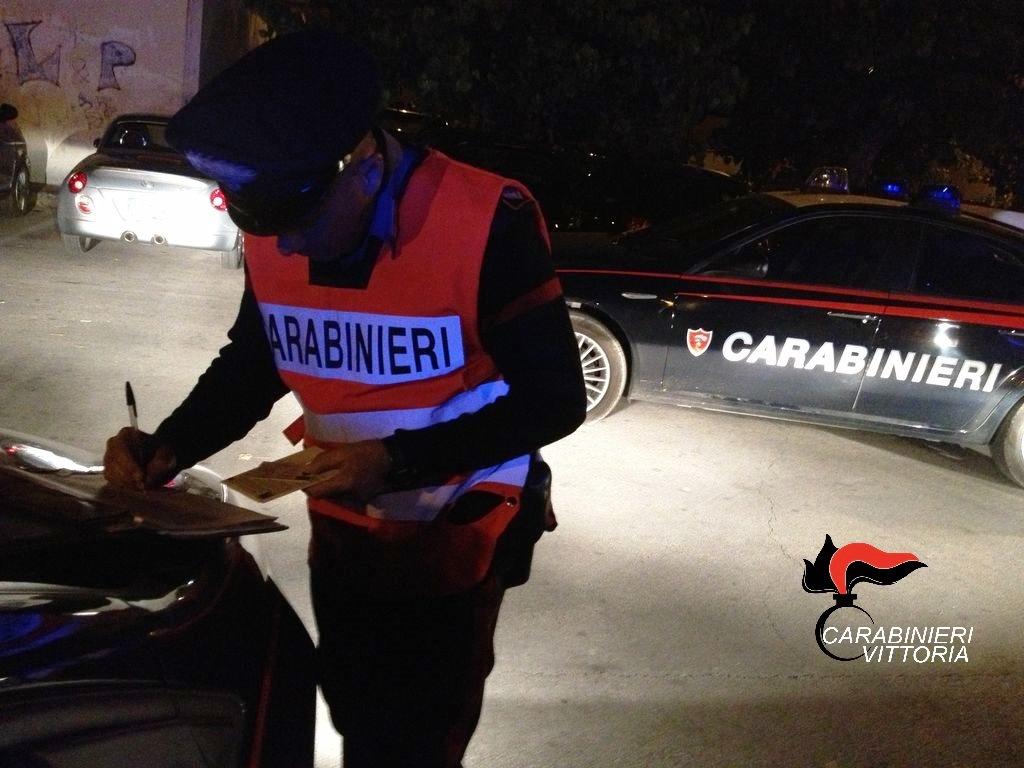 Nel Vittoriese, controlli a tappeto dei Carabinieri: 20 denunciati