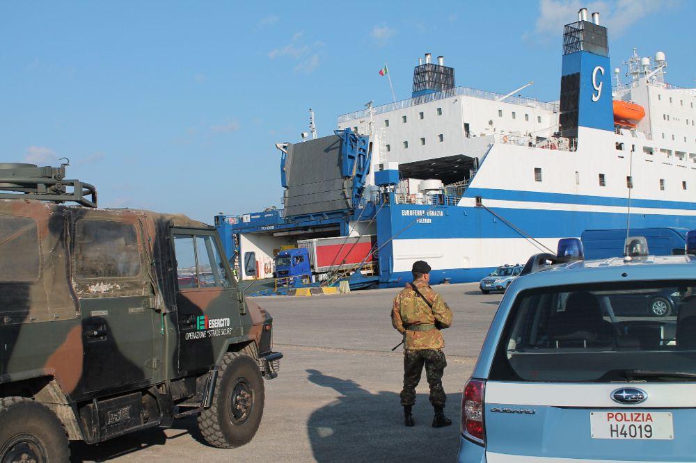 Sfuggì al blitz di Messina 'Tunnel': latitante arrestato a Brindisi