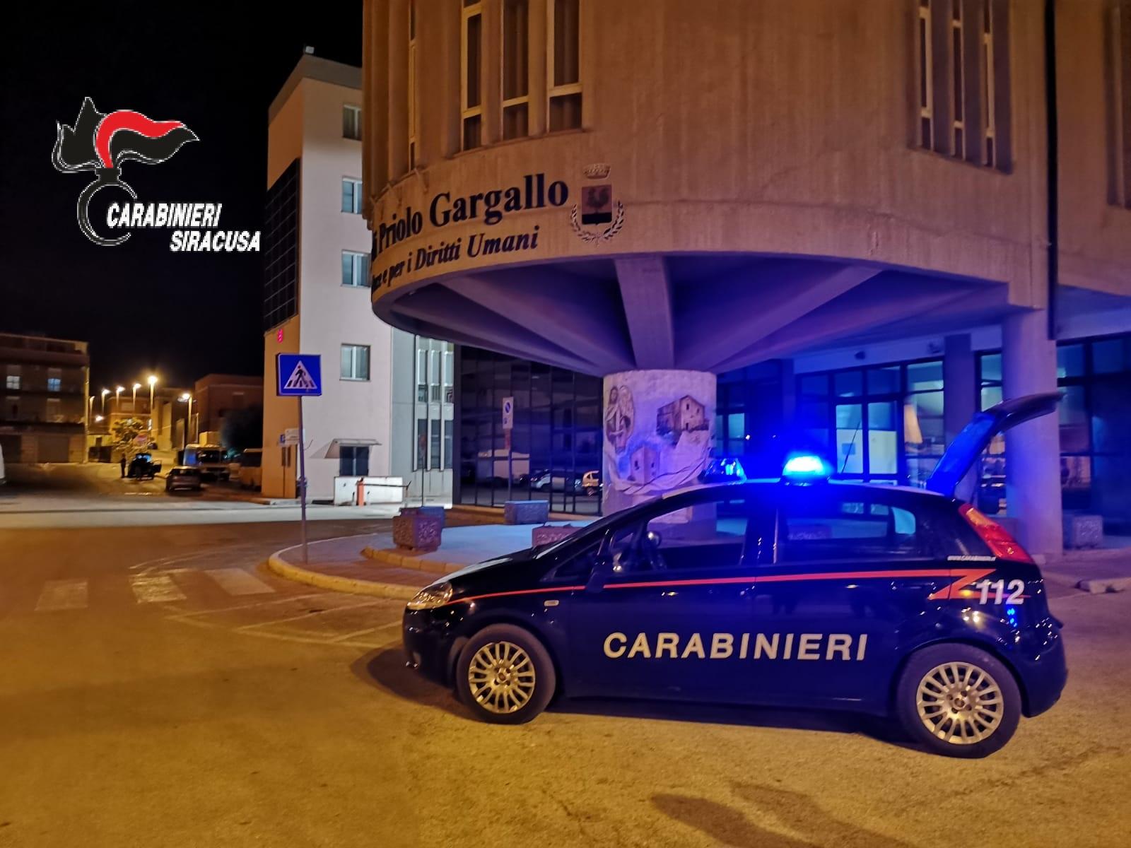 Commise una truffa in provincia di Torino, preso a Melilli finisce in carcere