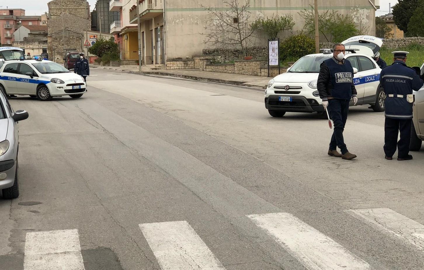 Modica, controlli della Polizia Locale: denunciati tre pregiudicati vittoriesi