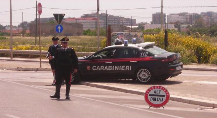Catania, servizio di controllo straordinario sulla sicurezza stradale