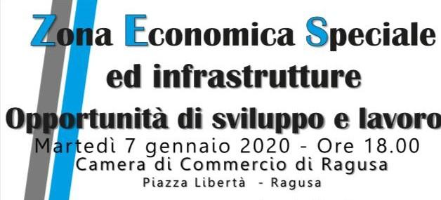 Ragusa, zona economica speciale: convegno con il ministro Provenzano
