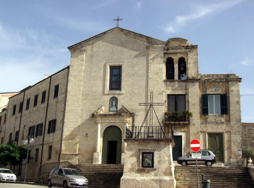 I frati Francescani lasciano il convento di Mussomeli dopo 500 anni
