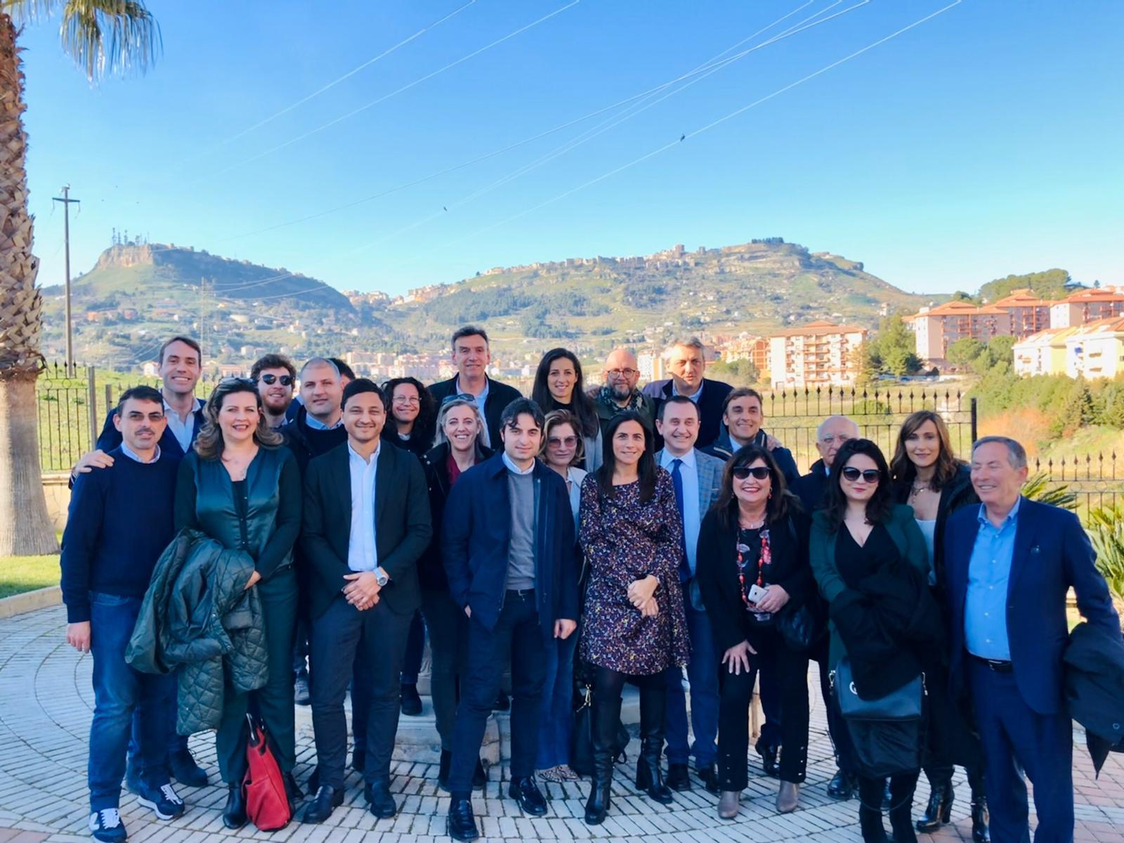 Italia Viva, solidarietà dei coordinatori provinciali a Sammartino