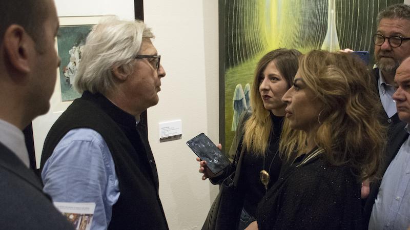 """Noto, riapre """"Artisti di Sicilia"""": la mostra è curata da Vittorio Sgarbi"""