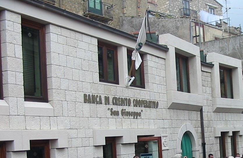 La Bcc di San Giuseppe di Petralia Sottana incorpora quella di Valledolmo