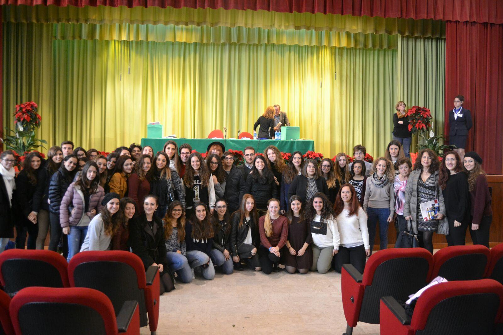 Siracusa, gli studenti del liceo linguistico Corbino-Gargallo premiati da Alliance  Française