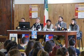 """Giornata contro la violenza sulle donne,  i carabinieri di Siracusa incontrano gli studenti del Corbino"""""""