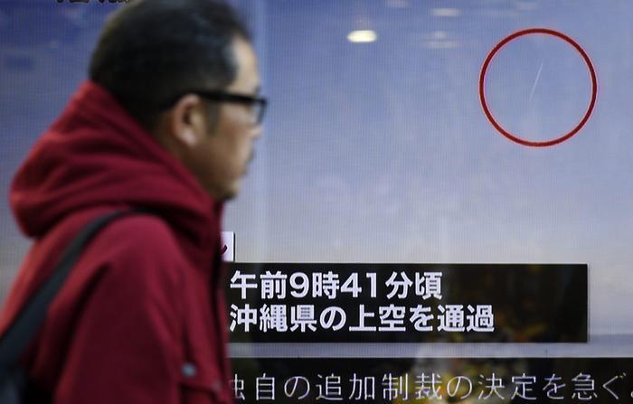 La Corea del Nord lancia un razzo a lungo raggio, convocato consiglio di sicurezza Onu