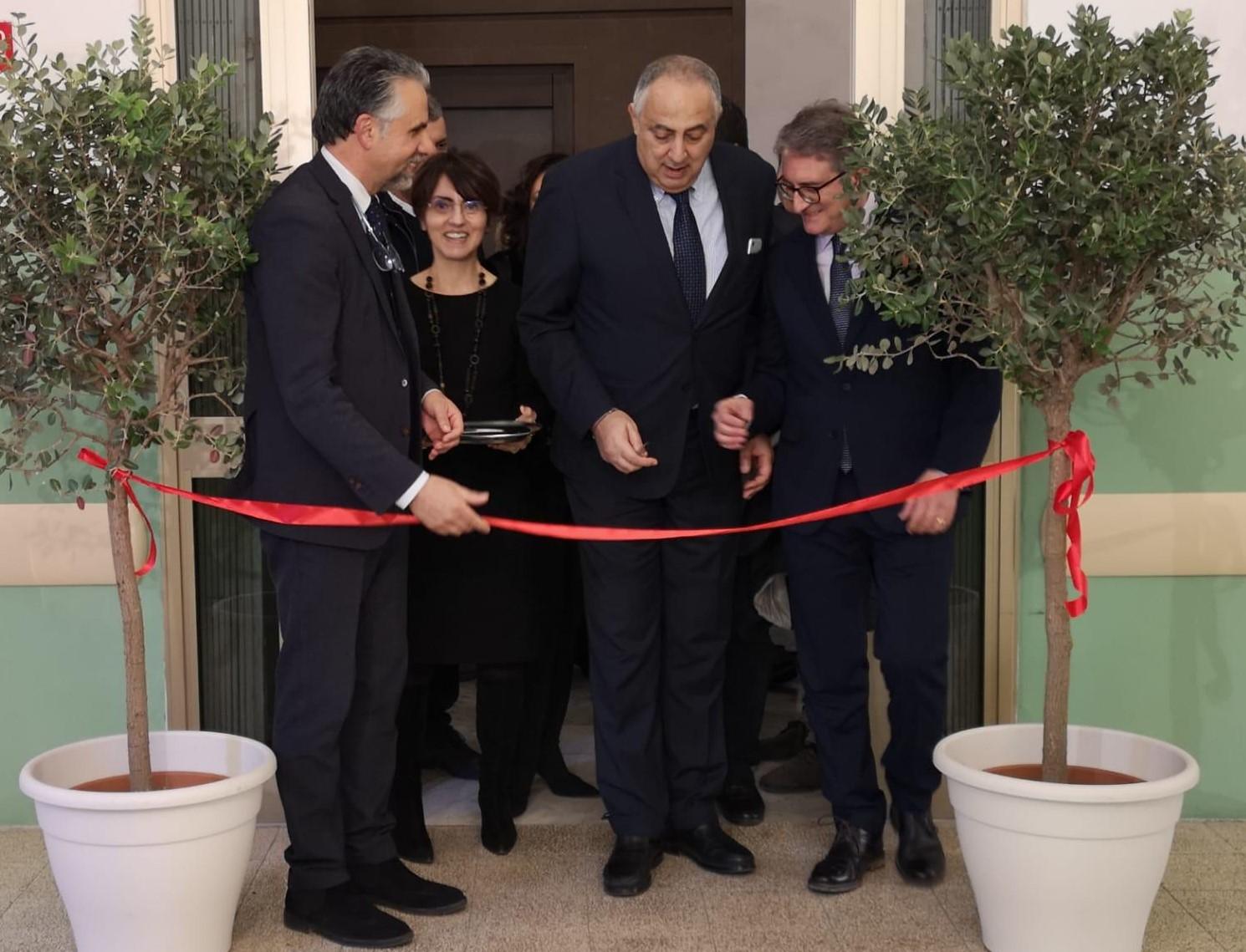 Modica, inaugurato dall'assessore Lagalla il Coreutico: è uno dei tre in Sicilia