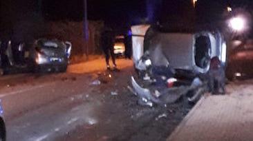 Incidente stradale a Corigliano Rossano: morti due stranieri e 4 feriti