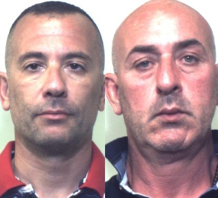 Produzione e spaccio di droga, arrestati due carlentinesi