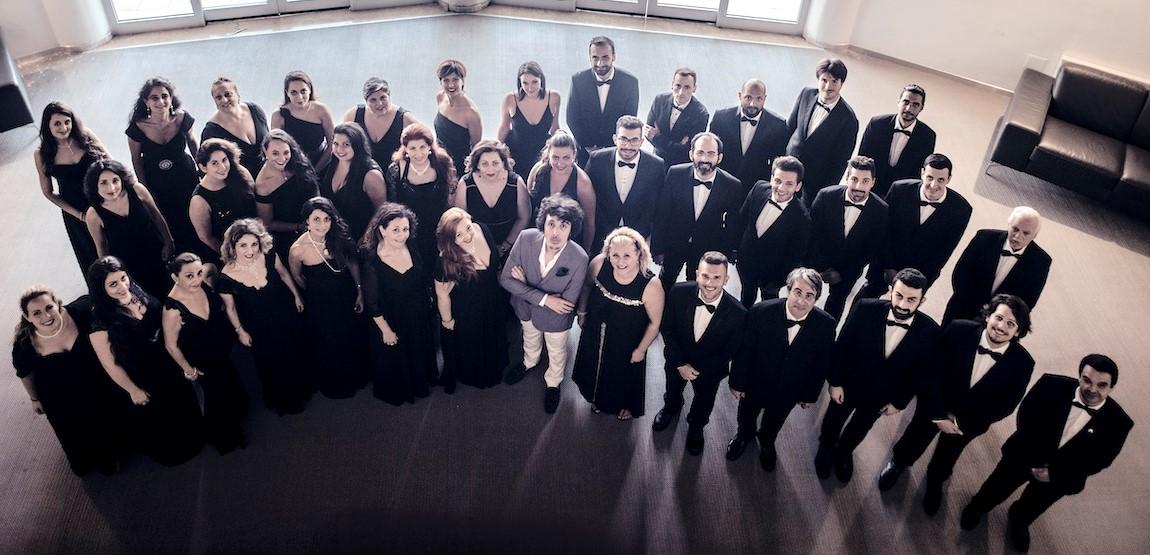 Festival lirico dei Teatri di Pietra: il coro siciliano al Castello di Donnafugata