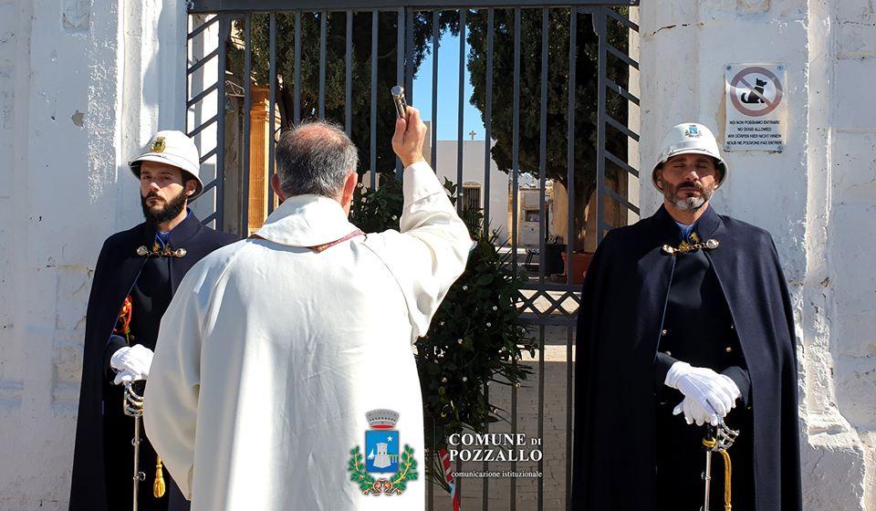 Il sindaco di Pozzallo riapre il cimitero, ci saranno limitazioni