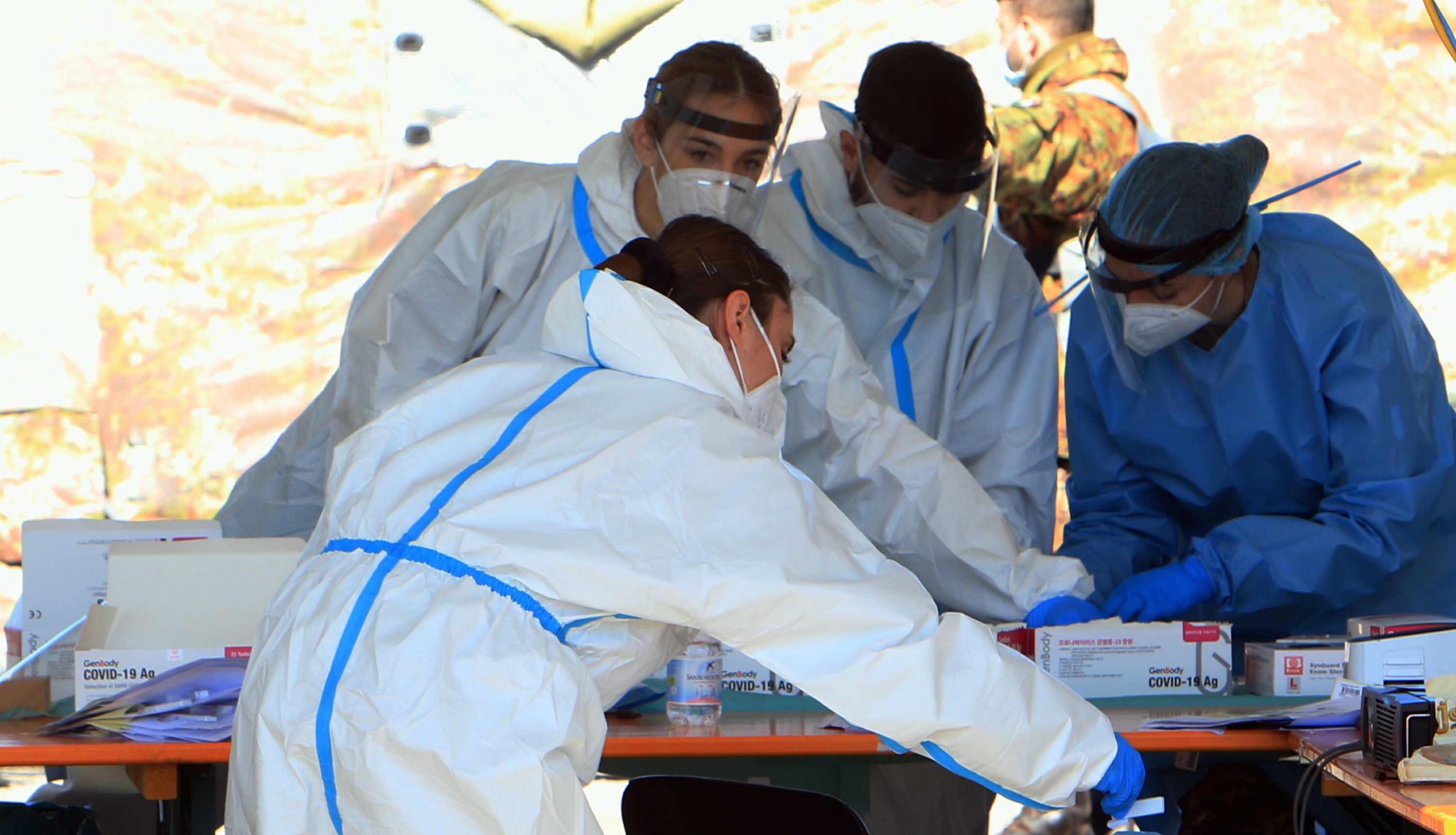 Coronavirus Sicilia, 163 nuovi casi  e 7 morti: 61 positivi a Palermo