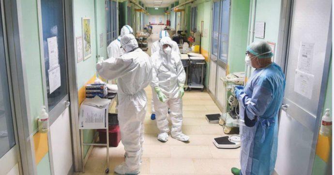Cinque infermieri del 'Paternò Arezzo' di Ragusa positivi al covid-19